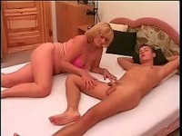 Pure Granny Porn preview #1